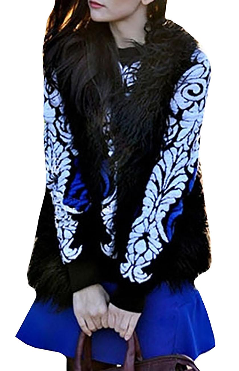 Waooh - pull Ensemble Baroque motif skirt Wena