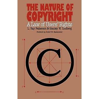 La natura del diritto d'autore di Patterson & L. Ray