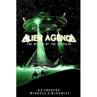 Agenda de terugkeer van de Nephilim door Judkins & Aaron Alien