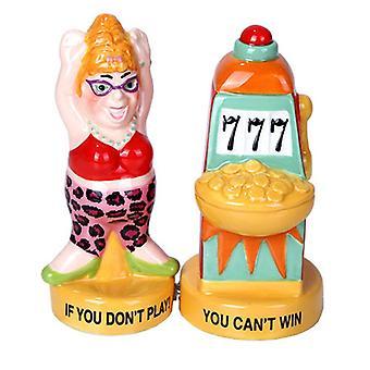 Победитель казино слот если вы не играете вы нельзя выиграть соли и перца шейкер набор