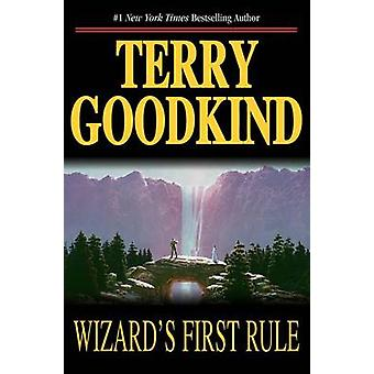 Wizard's First Rule by Terry Goodkind - 9780312857059 Book