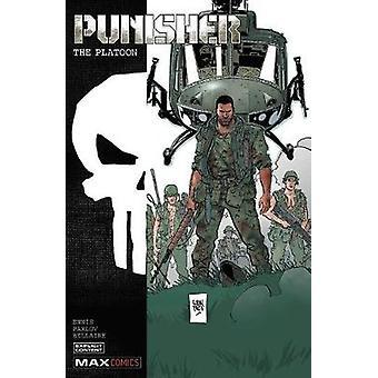 Punisher - The Platoon by Garth Ennis - 9780785190189 Book