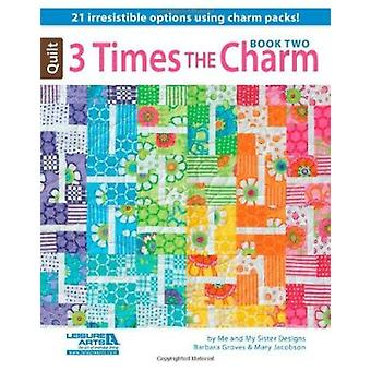 3 Times the Charm - Book 2 by Barbara Groves - Mary Jacobson - 978146