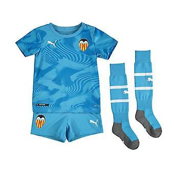2019-2020 Valencia Troisième Petit Garçon Mini Kit
