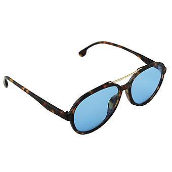 Sonnenbrille UV 400 Aviator braun Leopard blau 2603_12603_1