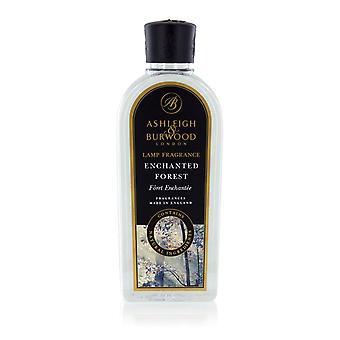 Ashleigh & Burwood 500ml Premium Fragrance Diffusion Lamp Oil Refill Bottle Enchanted Forest