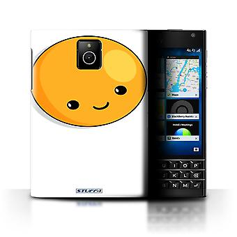 STUFF4/Housse pour Blackberry passeport/Fried Egg/Kawaii alimentaire