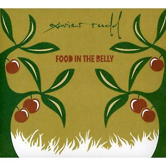 Xavier Rudd - Food in the Belly [CD] USA import