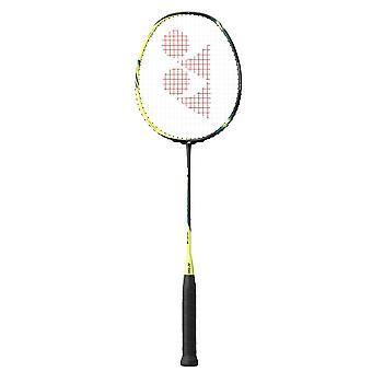 Yonex Astrox 2 badminton racket svart/gul