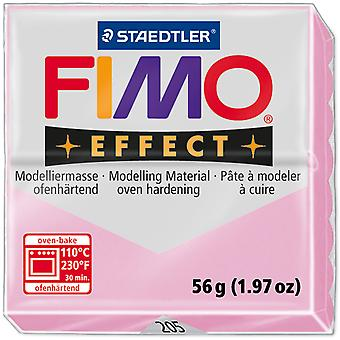 Fimo Soft Polymer Clay 2 Ounces Light Pink Ef8020 205J