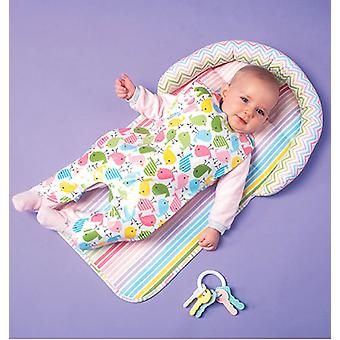 Infants' Bib And Pad  All Sizes In One Envelope Pattern K3969