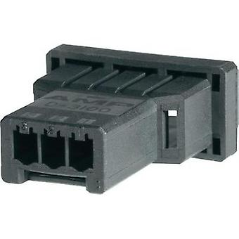 Pin enclosure - cable DYNAMIC 3000 Series Total number of pins 5 TE Connectivity 1-177648-5 Contact spacing: 3.81 mm 1 p
