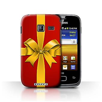 STUFF4 Tilfelle/Cover for Samsung Galaxy Y Duos/S6102/gave/dag/Christmas dekorasjoner