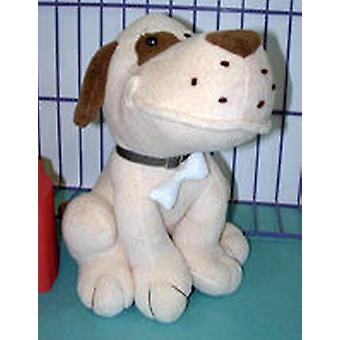 Import Puppy Soft Bone 25Cm. (Toys , Dolls And Accesories , Soft Animals)