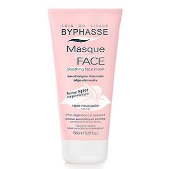 Byphasse Facial Mask Douceur 150ml hem Spa-upplevelse (Rosa)