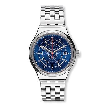 Swatch Automatikuhr Sistem 51 ironia Sistem boreale (YIS401G)