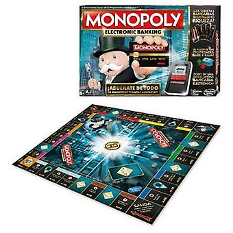 Parker Games Monopoly Electronic Banking (Kids , Toys , Table Games , Strategy)