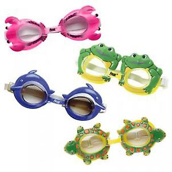 Pl Ociotrends Swimming Goggles Animalitos (Garden , Games , Sports , Water Sports)