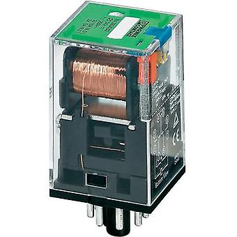 Phoenix Contact 2834232 REL-OR- 24DC/2X21 Plug-In Octal Relay 2 changeover contacts 24 Vac