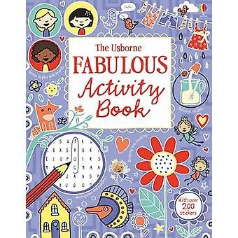 Usborne Fabulous Activity Book by Various