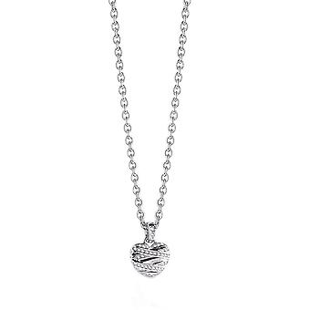 Guess ladies chain necklace stainless steel Silver UBN21608