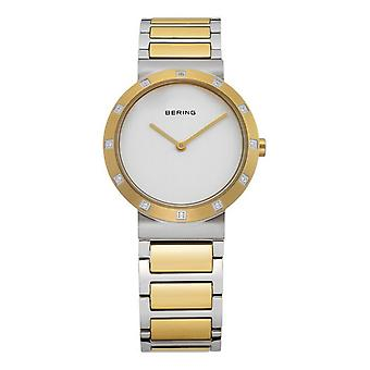 Bering ladies watch wristwatch slim ceramic - 10629-710