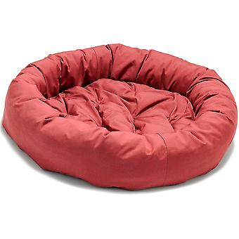 Dog Gone Smart Donut Bed Red 69cm