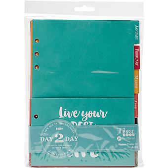 Day 2 Day Planner Folder Dividers 6