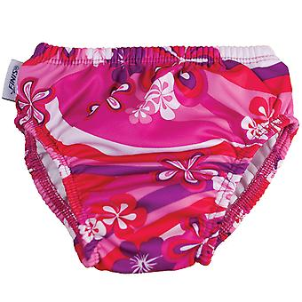 FINIS Reusable Swim Diaper - Flower Power