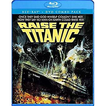 Raise the Titanic [BLU-RAY] USA import
