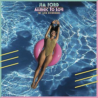 Jim Ford - allergisk over for kærlighed [Vinyl] USA import