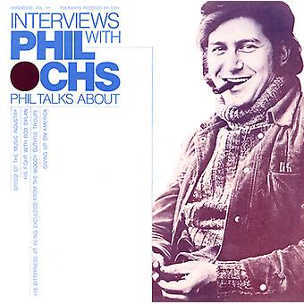 Phil Ochs - Phil Ochs: Vol. 11-bredside ballader: intervjuer med Phil Oc [DVD] USA import