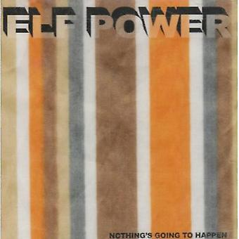 Elf Power - intet gonna ske [CD] USA import