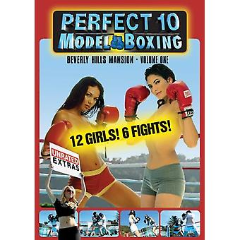 Perfect 10 Model Boxing [DVD] USA import