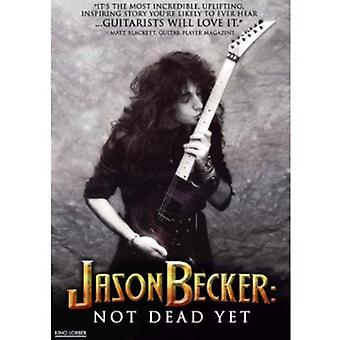 Jason Becker: Not Dead Yet [DVD] USA import