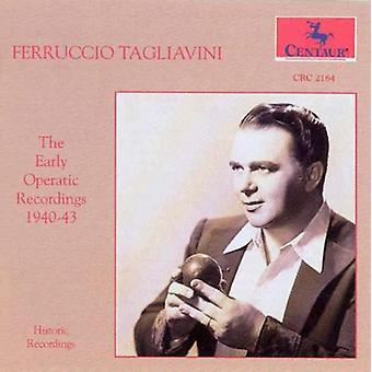Ferruccio Tagliavini - L'Elisir D'Amore (Donizetti): [CD] USA import