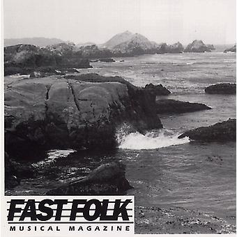 Fast Folk Musical Magazine - Vol. 8-Fast Folk Musical Magazine (1) Falling [CD] USA import