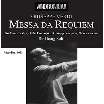 Georg Solti - Requiem [CD] USA import