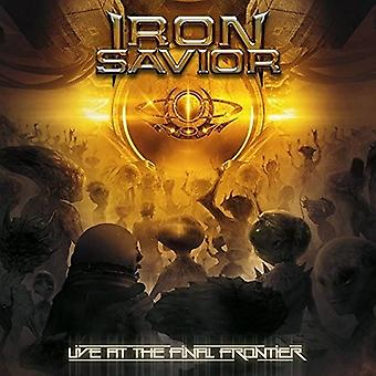 Iron Saviour - Live at the Final Frontier [CD] USA import