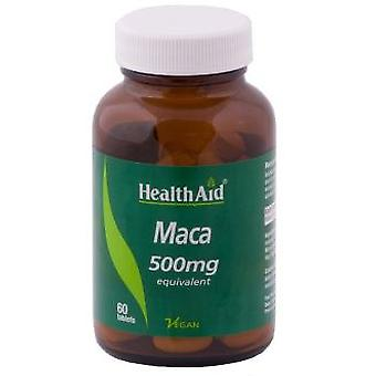 Health Aid Maca 60comp. Health Aid (Vitamines et suppléments , Multi-nutriments)
