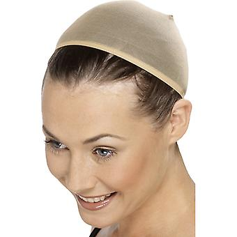 Extends to cover the hair wig cap