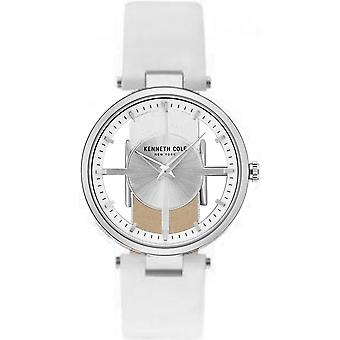 Kenneth Cole New York Damen Uhr Armbanduhr Leder KC15004004