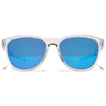 Oakley Stringer Sunglasses In Polished Clear Sapphire Iridium