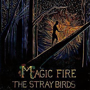 Los pájaros extraviados - magia fuego [CD] USA importar