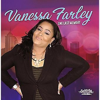 Vanessa Farley - One Last Memory [CD] USA import