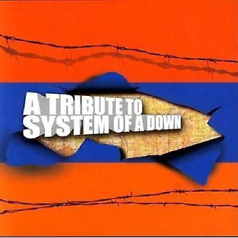Hyldest til systemet af en Down - hyldest til systemet i en Down [CD] USA import