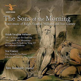 Burnside - sønner af morgen [CD] USA importen