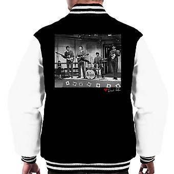 The Beatles Ready Steady Go London 1964 Men's Varsity Jacket