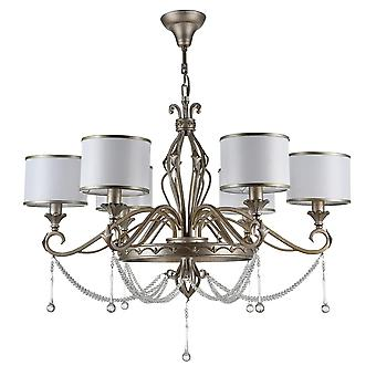 Maytoni Lighting Fiore House Collection Chandelier, Antique Old