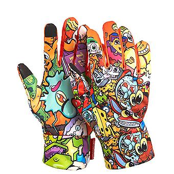 Sprayground Anime Nick Gloves - Multi